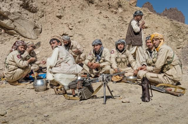 Seguridad Privada - Paramilitares - Afganistán